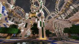 Reaudica - The Constellation of Heaven Minecraft Map & Project