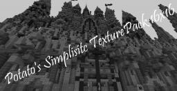 Simplistic 16x16 1.7.2 Minecraft Texture Pack