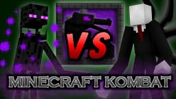 Minecraft Kombat - Slendey vs. Endey Minecraft Blog Post
