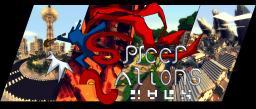 Spleef Nations Minecraft