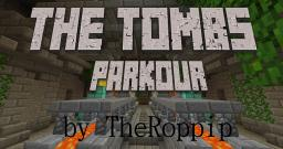 The Tombs Parkour Minecraft Map & Project