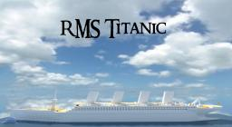 EpicQuestz: RMS Titanic to scale 1:1 Minecraft Project