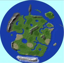 Civilization Minecraft Map & Project