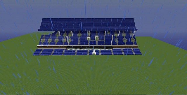 Just started my Goodison Park