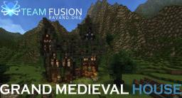 Grand Medieval House Minecraft Project