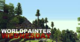 Worldpainter Wednesday #3: Caladriel Minecraft