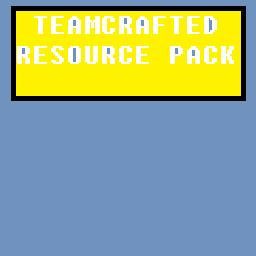 Team Crafted Resource Pack [HEAVILY WIP] [1.6.4, 1.7.2]