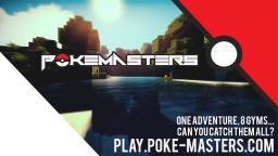 PokeMasters Minecraft Server