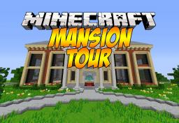 Huge Modern Mansion [1.7.2] Minecraft Map & Project