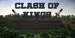 Clash of Kings [Team based PvP] Minecraft
