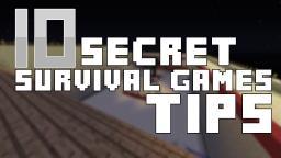 10 Secret Survival Games Tips Minecraft Blog