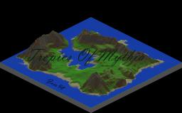 Tropics of Mythia Minecraft Map & Project