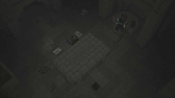 Balin's Tomb, where a fight broke out between the Fellowship and a group of goblins.