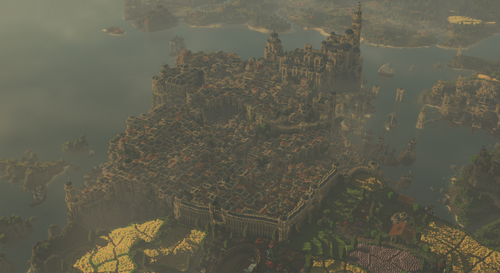 City overview.