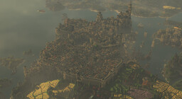 Minecraft Middle Earth: Dol Amroth Minecraft Map & Project