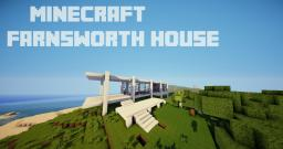 Minecraft Farnsworth House Minecraft Map & Project