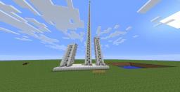 Piston Elevator Minecraft Map & Project