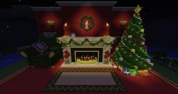 How to make your minecraft home more christmassy :3 [POP REEL!] Minecraft Blog