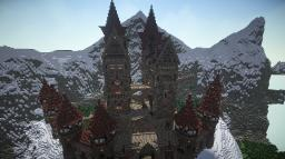[Rex] Medieval Fantasy Castle Minecraft Map & Project