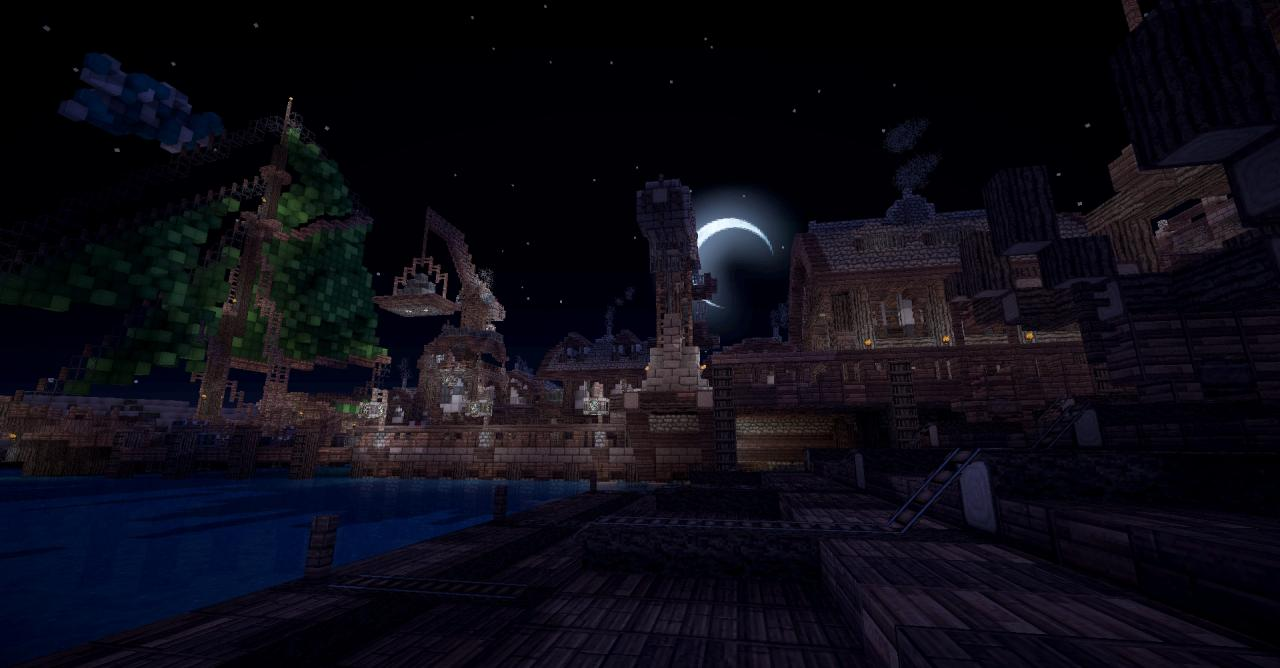 Running a roleplay town (MMO servers) Minecraft Blog