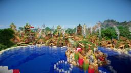 Medieval Village of Fusia by GidderGames Minecraft Map & Project