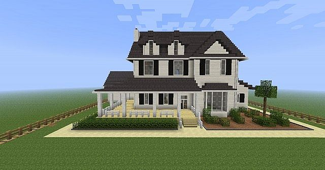 Ftb american house minecraft project for Americanhouse com