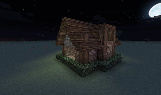 Storage-house Minecraft