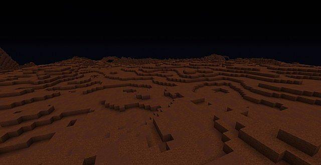 mars colony minecraft project