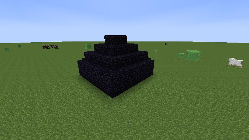Enderdragon Egg Minecraft Project