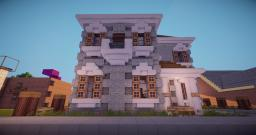 Familly house Minecraft Map & Project