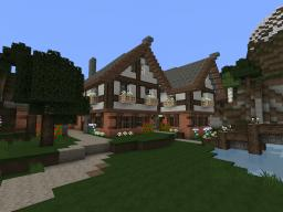 Forest Mansion Minecraft Map & Project