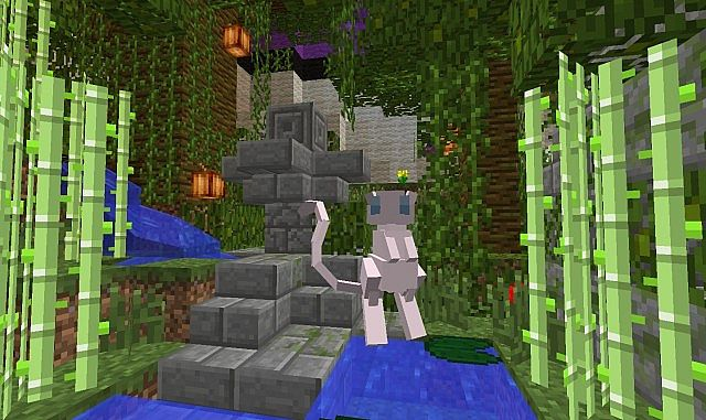 pokemon cribs 1 mew pixelmon 252 minecraft project