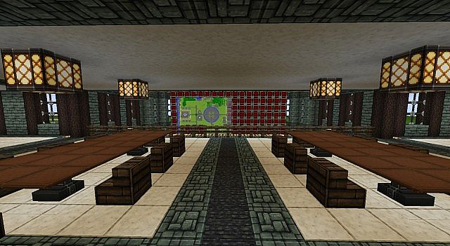 Imperium Grand Library Minecraft Project