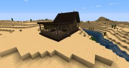 House Survival Starting Minecraft Project