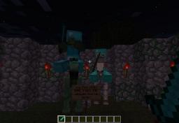 mini map adventure Minecraft Project