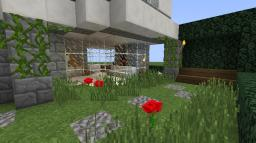 Small Modern House by GfgeorgeGR Minecraft Map & Project