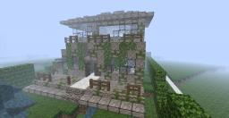 Post Apocalipse House Minecraft Map & Project