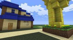 Pokemon Map: Unova Region! (Download!!) Minecraft Project