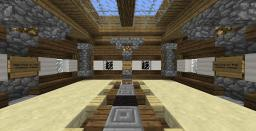 Waiting room (Download) Minecraft Map & Project