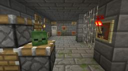 Alcatraz Prison - Zombies Horror Map Minecraft Map & Project