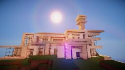 Modern House  4 Minecraft Map & Project
