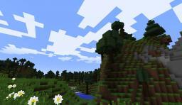 The Badlands Minecraft Texture Pack