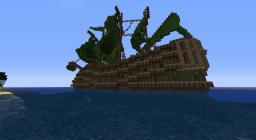 'The Ranger' - Ship Minecraft Map & Project