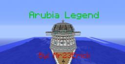 Arubia Legend Minecraft Map & Project