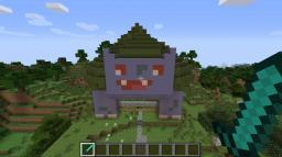 3D Bulbasaur Minecraft Map & Project