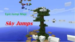 Sky Jumps Minecraft