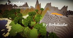 Engodea (A tropical paradise) by Bokdude [huge custom terrain map]