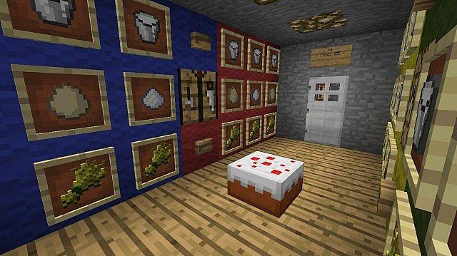 100 Floors 1 7 Minecraft Project