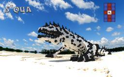 S'qua - Ancient Crocodile Minecraft Map & Project