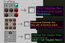 [1.7.2]DUBSTEP GUN MOD, SIMPLE AS THAT[SMP][BETA 0.6][FORGE][FIXED]